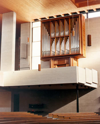 Kath. Pfarrkirche St. Gallus, Konstanz [Mönch-Orgelbau Überlingen: ORGEL-DISPOSITION]